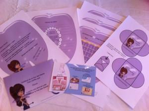 4 personnalisé fée des dents Enveloppes-Enfants//Enfants Keepsake Dent sous Oreiller